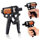 10KG-50KG Ajustável Hand Grip Strengthener Trainer Hand Power Exerciser Gripper