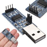 FT232 USB UART Tarjeta FT232R FT232RL A RS232 TTL Módulo Serial 52 x 17 x 11mm