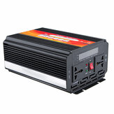 5000W Smart Solar Power Inverter DC 12V / 24V do AC 220V / 110V Konwerter Inteligentny wyświetlacz LCD