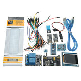 Nano V3 Climate Monitor Kit With 1.8 Inch TFT GY-68 BMP180 DHT11 RTC Relay Module Geekcreit for Arduino - products that work with official Arduino boards