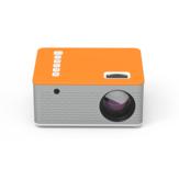 Projetor TOPRECIS UC28D Mini Pico LED Porta multimídia portátil para filmes ao ar livre para crianças Projetor de home theater