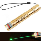 XANES® 14900 Meter High Power Green Laser Pointer Zoomable Jarak Jauh Laser Flashlight Green Laser Lamp dengan Star Cap