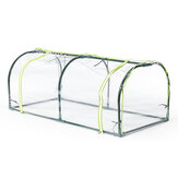120x60x48cm Mini Greenhouse Home Outdoor Flower Plant Gardening Winter Shelter Cover
