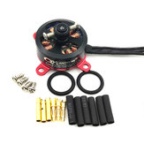 QX-Motor QA2205 1400KV 1800KV 2-3S 130W 18A F3P Outrunner motore senza spazzola per RC Airplane
