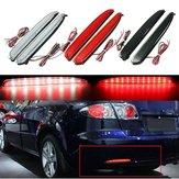 2adet LED Arka Tampon Fren Kuyruğu Durdurma Çalışıyor Mazda 6 03-08 için Işık Dönüş Sinyali Işığı