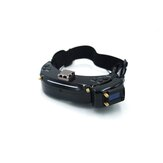 SKYZONE Receiver Bay Mount Holder DIY Case Cover for 02C 02X 03S 03O FPV Goggles
