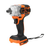 Topshak TS-PW1 Cordless Brushless Impact Wrench Screwdriver Stepless Speed Change Switch For 18V Makita Battery