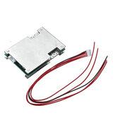 Placa de proteção de 4 cordas DC 12V Bateria com módulo de proteção de fosfato de ferro de lítio de 3,2 V equilibrado de descarga 100A BMS