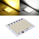 90W SMD5730 Outdooors Smart IC LED COB Chip Bead DIY Flood Light Lampa 220V