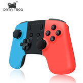 Controlador de juego inalámbrico Bluetooth DATA FROG Gamepad Joystick para consola Nintendo Switch PS3 PC Smart TV