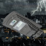 20W 40 LED Solar Radar Motion Activated المستشعر Wall Street ضوء for Outdoor