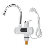 360 ° Elétrica Aquecedor Torneira Torneira Água Quente / Fria Banheiro Cozinha Fast Aquecedor