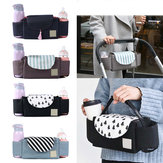 Outdoor Travel Baby Strollers Storage Bag Organizer Pram Buggy Pushchair Cup Diaper Hanging Pouch