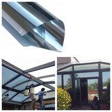 Isı Yalıtımlı Cam Filmi Binası Ev Tipi Cam Güneş Koruyucu Filmi