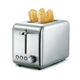 Deerma DEM-SL281 Pemanggang Roti Mesin Pemanggang Roti Roti 770 W / 220 V Pembuat Roti