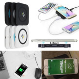 Winksoar QIワイヤレス充電器充電パッド送信機iPhone Samsung注5ノキア