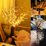 Lampa LED Tree Branch Floral Lights Party Home Decor Holiday Birthday Gift LED Light Night