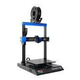 Artillery® Sidewinder X1 Impresora 3D Tamaño de Impresión de 300 * 300 * 400 mm Soporte de Reanudación de Impresión y Detección de agotamiento de Filamento Con Doble Eje Z / Pantalla táctil TFT