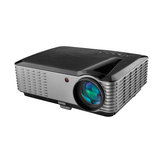 Rigal RD-819 Video Projector 4000 Lumen Full HD 1920*1200 Resolution For Home Entertainment Cinema Office Home Theatre 3D Projector-Basic Version