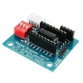 A4988 / DRV8825 Erweiterungskarte für Schrittmotor-Steuerplatine Für 3D-Drucker