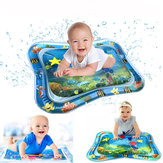 Inflatable Water Baby Play Mat Infants Toddlers Fun Tummy Time Play Activity Centre