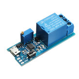 5-30V 10A Wide Voltage Trigger Delay Relay Module Timer Module Two Trigger Modes