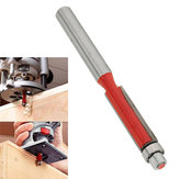 1/4 Inch Wood Edge Flush Trim Router Bit