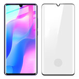 Bakeey 3D Curved Edge Anti-Explosion High Definition Full Glue Full Coverage Tempered Glass Screen Protector for Xiaomi Mi Note 10 Lite