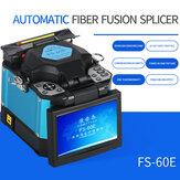 Giuntatrice di fusione a fibra ottica della saldatrice a fibra ottica di COMPTYCO FS-60E FTTH