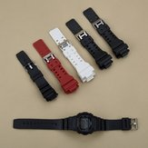 16mm Watch Band Watch Strap with  Pins for Casio G Shock GA-100 G-8900 GW-8900