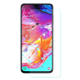 Enkay Tempered Glass Screen Protector For Samsung Galaxy A70 2019 2.5D Curved Edge Film