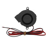 3Pcs/Pack TEVO® DC 12V 50*50*15mm 5015 Radial Turbo Blower Cooling Fan For 3D Printer