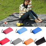 145x200cm Waterproof Beach Mat Portable Picnic Mat Camping Pocket Blanket Sleeping Mat