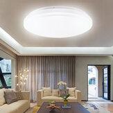 18/40 / 50W LED Plafoniere Pannello Giù Rotondo Cucina Bagno Parete lampada