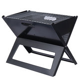 3-5 People Outdoor Portable Folding Barbecue BBQ Grill Charcoal Cooking Stove Camping Picnic