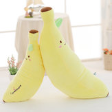 Soft Banana Cuddly Kawaii Expression Pillow Plush Stuffed Toy