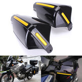 Pair 22mm 7/8'' Universals Motorcycle Bike Handlebar Hand Guards Protector