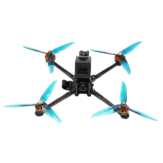 Everyine Tyro129280mm F4 OSD DIY 7 بوصة FPV Racing Drone PNP w / GPS Caddx.us Turbo F2 1200TVL FPV الة تصوير
