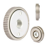 2 Inch 50mm M14 Quick Release Nut Lock Plate Chuck for Angle Grinder Grinding Wheel