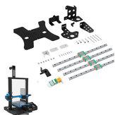Creality 3D® Linear Rails All Kit voor Ender-3S / Ender-3 Pro 3D-printeronderdeel met nivelleringssensor