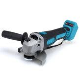 125 мм / 100 мм Бесколлекторный Аккумуляторная угловая шлифовальная машина с переменной скоростью DIY Электрическая шлифовальная машина Мощно