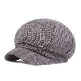 Erkekler Kadın Sıcak Retro Classic Ressam Şapka Vintage Bere Şapkası