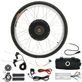 LCD + 48V 1000W 26inch Hight Speed Scooter Bicicleta eléctrica E-bike Hub motor Kit de conversión