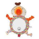 Baby-achterbankspiegel voor autozicht Zuigeling achterwaarts autostoeltje Pasgeboren veiligheid