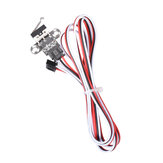 1/5 Set Mechanical Endstop Limit Switch Module with 1m Cable for Reprap Ramps 1.4 3D Printer Part