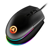 YINDIAO G3SE Wired Gaming Mouse 1600DPI USB Wired RGB Game  Mouse for Laptop PC Computer