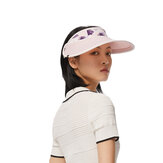 360° Adjustable UPF50+ UV Protect Empty Top Visor Hat Golf Tennis Baseball Adult Caps Women's Outdoor Leisure Sports Sun Cap