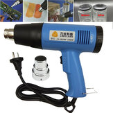 220V EU Plug 1500W Adjustable Hot Air Gun Volume Electric Heat Gun