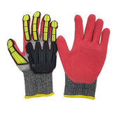 Work Gloves Coated General Purpose Garden Racing Climbing Protect Gloves