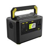 NITECORE NPS400 117AH 117000mAh 220V 300W Central eléctrica portátil con LCD Pantalla 18650 Batería Fuente de alimentación al aire libre Caza cámping Generador